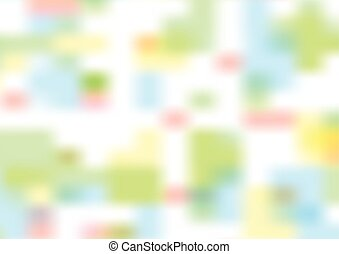 Abstract color blur backgrounds.Vector illustration