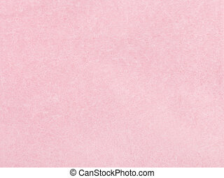 background from sheet of pink blotting paper close up