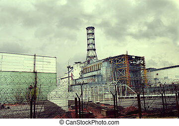 Chernobyl Atomic Electric Power Station