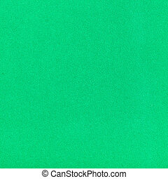 square background from green color velvet paper - square...