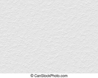 Abstract white paper - Abstract generated white handmade...
