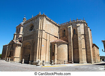 Ciudad Rodrigo - Facade of the Capilla de Cerralbo (16th...