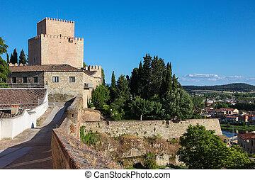 Ciudad Rodrigo - Castle of Henry II of Castile (14th...