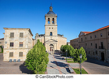 Ciudad Rodrigo - Cathedral of Santa Maria (12th Century) in...