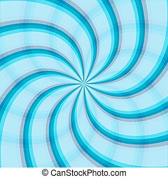 Hypnosis Spiral. Concept for hypnosis, unconscious, chaos,...