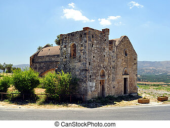 Church of Ayios Georgios - Travel photography: Historic...