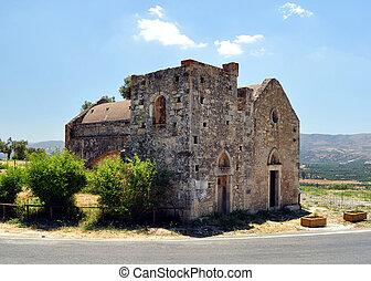 Church of Ayios Georgios - Travel photography: Historic...