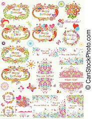 Templates for birthday party