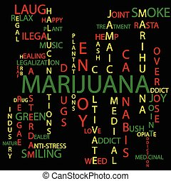Marijuana background - Illustration of marijuana background...