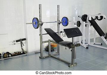 gym apparatus - The image of gym apparatus