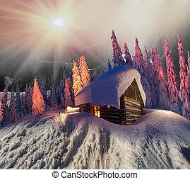 房子, 聖誕節
