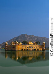 Jal Mahal - Water Palace Jal Mahal in Man Sagar Lake Jaipur,...