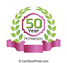 50 year birthday celebration, 50th anniversary