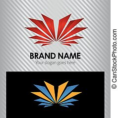 Creative logo template design