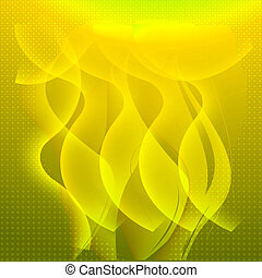 Abstract texture yellow background