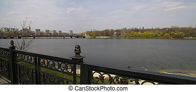 Embankment Donetsk