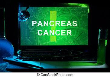 cáncer,  páncreas