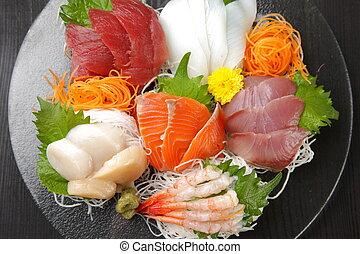 sashimi,