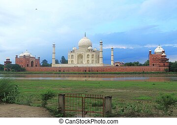The Taj Mahal agra india - The Taj Mahal the crown of...