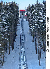 Cableway Twinliner -  Cableway Twinliner in Jasna, Slovakia