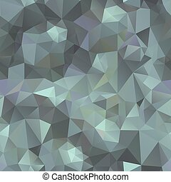 Crystals frozen background Design template Seamless pattern...