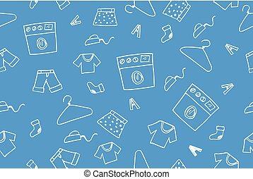 Background - Washing Machine - Seamless Background - Washing...