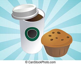 café, mollete