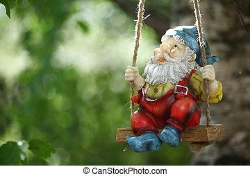 garden dwarf