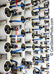 water desalination plant - reverse osmosis plant for...