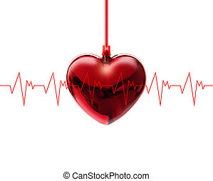 Heart beat of a Cardiac Frequency