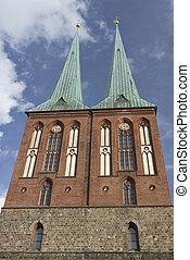 st nicholas church in berlin