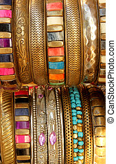 Indian bracelets for women - Indian colorful bracelets...