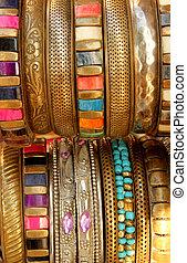 Indian bracelets for women - Indian colorful bracelets....