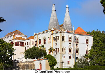 national palace in sintra