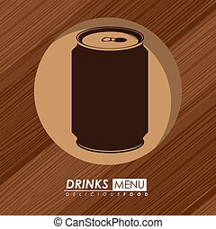 Food design,vector illustration.