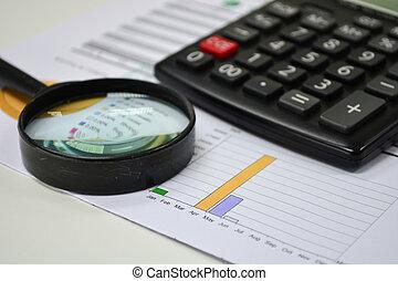empresa / negocio, analytics., calculadora, financiero,...