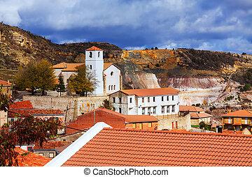 Penalen - town in province of Guadalajara - Penalen - town...