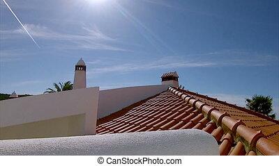 Timelapse Algarve Landscape Villa B - Portugal, Algarve...