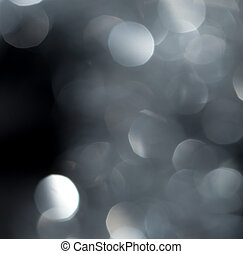 abstract background of holiday bokeh