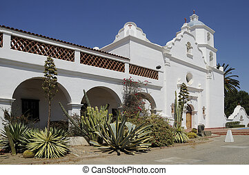 San Luis Rey Mission - Catholic Mission