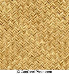 Woven basket texture