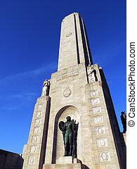 monumento a la bandera argentina - monumento a la bandera...