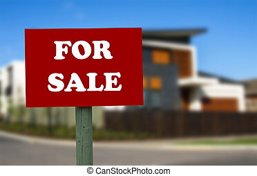 realestate - house for sale. realestate concept