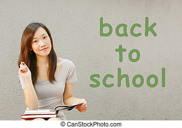 Back to School Start of New Term
