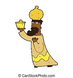 one of the three wise men