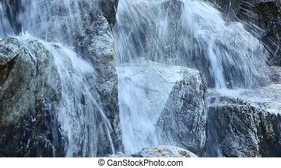 waterfall - korea