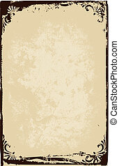 Paper Frame Texture