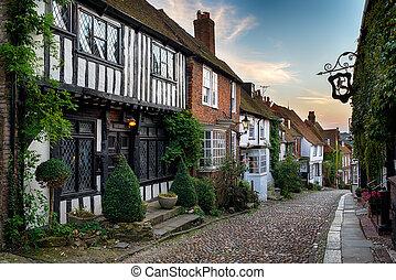 Rye in East Sussex