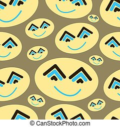 Abstract smiles