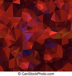 Crystals hot fire background Design template Seamless...